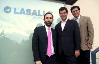 Visita al Parque de Innovación de La Salle