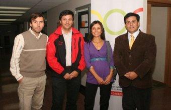 First Tuesday Concepción 2010: Ideas emprendedoras post terremoto