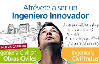 Nueva carrera: Ingeniería Civil en Obras Civiles