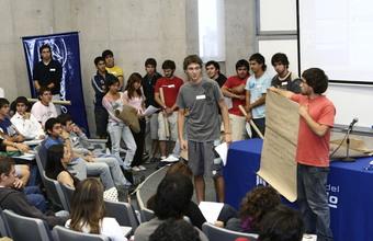 Inicio de Clases Alumnos Nuevos 2011