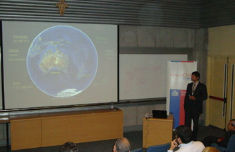 Profesor de Facultad de Ingeniería de la UDD participa en Seminario sobre Investigación de Pavimentos a Escala Real y Carga Acelerada