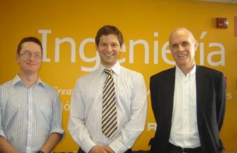Expertos de Nueva Zelandia y Australia dictaron conferencia sobre gestión de infraestructura