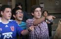 Emocionantes momentos se vivieron durante la competencia.