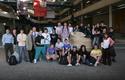 Todos los participantes junto al equipo de Ingeniería de la UDD.