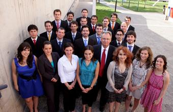 Facultad de Ingeniería titula nuevos profesionales