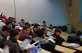 Profesor de Ingeniería participa en conferencia en Nottingham