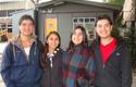 Estudiantes de Concepción.