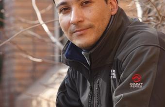 Nuevo profesor investigador y director de Magíster de Gestión Ambiental de Ingeniería