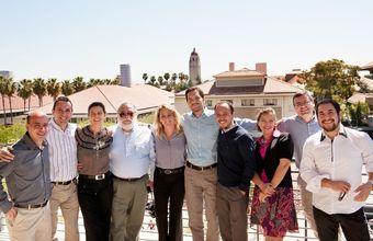 Profesores de Ingeniería visitaron Stanford