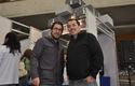 Camilo Rodríguez Beltrán y Luis Garrido.