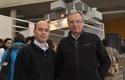 Alfonso Bastías y José Manuel Robles.