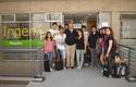 Alumnos de Enseñanza Media en la Facultad de Ingeniería UDD.