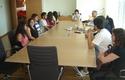 Los jóvenes conocieron el proyecto minero Dominga de Andes Iron.