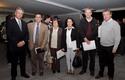 José Manuel Robles, Pedro Silva, Beatriz Mujica, Rosa Bidart, Federico Casanello y Reinaldo Bareyns.