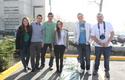 Alumnos de primer año de Taller de Ingeniería.
