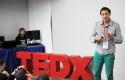 El urbanista Javier Vergara en TEDxUDD Concepción.
