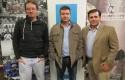 Victor San Juan, Juan Pablo Young y Pedro Silva - copia