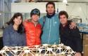 Jocelyn Pérez, Felipe Espinal, Slodoban Ivanovic, Benjamín Lyon. - copia