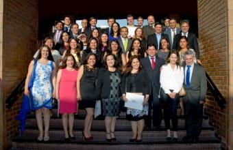 Facultad de Ingeniería UDD tituló 52 alumnos de diplomado agroindustrial