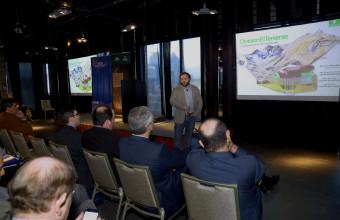 Escuela de Minería realizó seminario sobre tendencias tecnológicas en faenas subterráneas