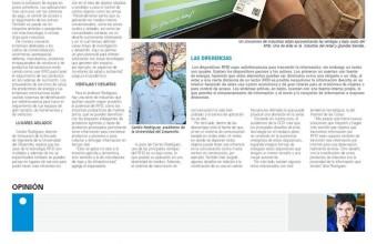 Camilo Rodríguez: identificación por radiofrecuencia y el potencial en zonas rurales