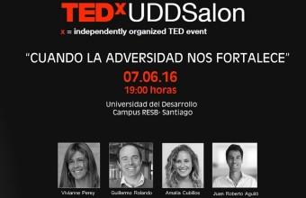 TEDxUDD: Cuando la adversidad nos fortalece