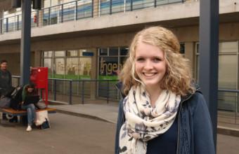 Entrevista a Pauline Falkenride, estudiante de intercambio.