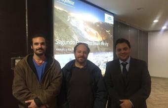 II Encuentro Smart Mining: La tecnología y el Big data en la minería.