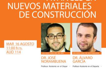 Seminario avances en nuevos materiales de construcción