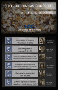 Afichecharlas-semana-geologica-1