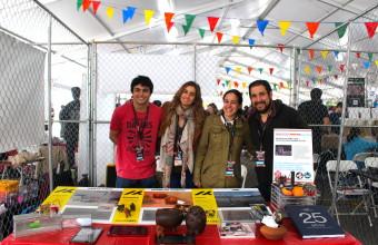 Únicos representantes chilenos en el Maker Faire 2016