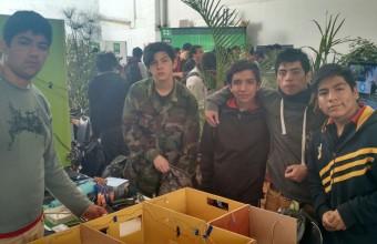 Escolares del programa Investigadores Jóvenes obtienen premio Expotec CIISA