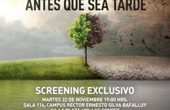 Screening exclusivo - Before The Flood