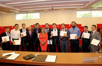 Primera generación del diplomado Estrategia Lean Six Sigma para la mejora de Procesos