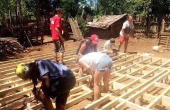 Alumnos participan en Trabajos Voluntarios