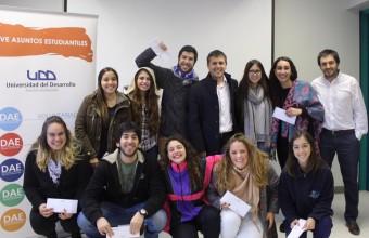 Camila Fernández y Club de Innovadores ganan fondos concusables de la DAE