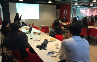Taller de Data Science en el periodismo