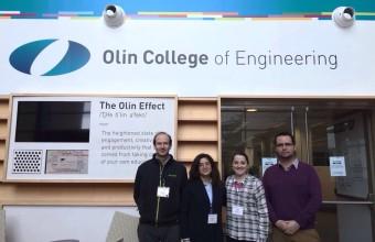 Docentes participan de programa en Olin College