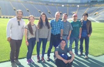 Profesores y alumnos de la Facultad lideran taller de sensores en el extrajero