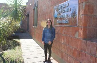 La alumna Macarena Miranda ganó beca del Centro Latinoamericano de Formación Interdisciplinaria