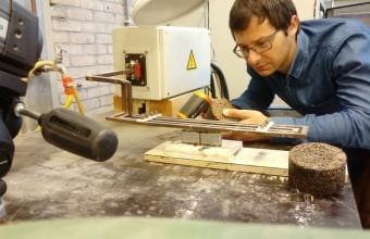 El Dr. Álvaro González representó a la Facultad en la Conferencia Mundial de Materiales Auto-Reparables