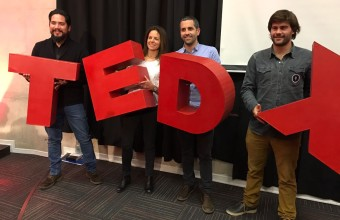 """""""Sueños de emprender"""" en TEDxUDD Salón"""