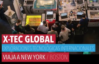 X-TEC Global: Exploraciones tecnológicas internacionales