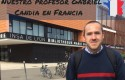 Nuestro profesor Gabriel Candia