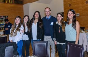 Se realizó el encuentro Alumni Santiago y Concepción