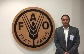El Dr. Alex Godoy integró comisión de Organización de las Naciones Unidas para la Alimentación y la Agricultura