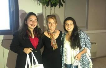 Alumna de primer año de Minería se convirtió en embajadora de Women in Mining