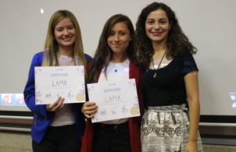 'AquaLama' proyecto de alumnas de Ingeniería ganó Fondos de Innovación RAIN 2018