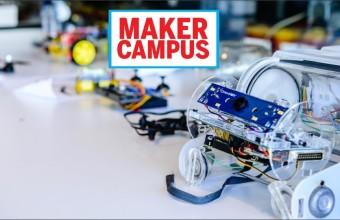 Maker Campus: La academia de tecnologías para jóvenes escolares