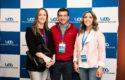 Andrea Rudloff, Enrique Echeverría, Gabriela Alcayaga